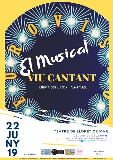 EL MUSICAL VIU CANTANT EUROVISIÓ