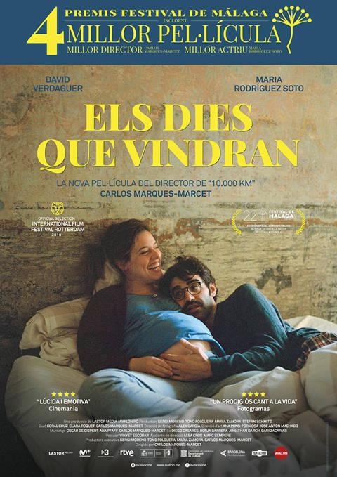 Cineclub Adler presenta: Els dies que vindran