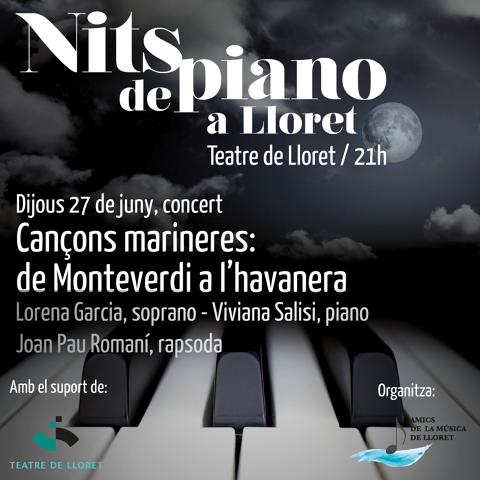 NITS DE PIANO A LLORET