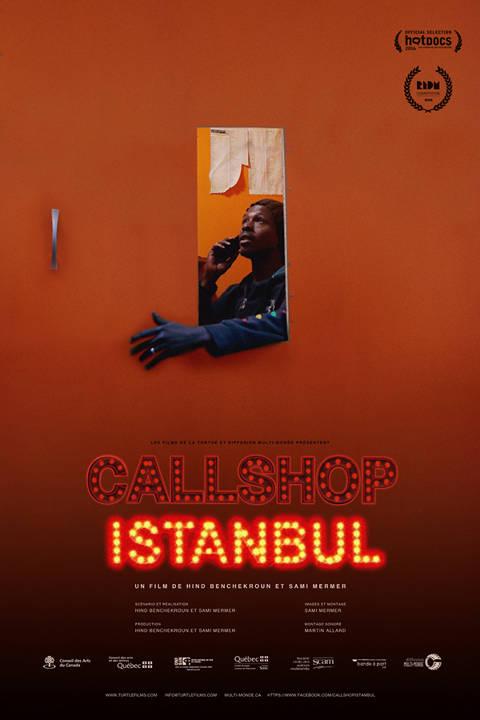 Cineclub Adler presenta: Locutori Istambul