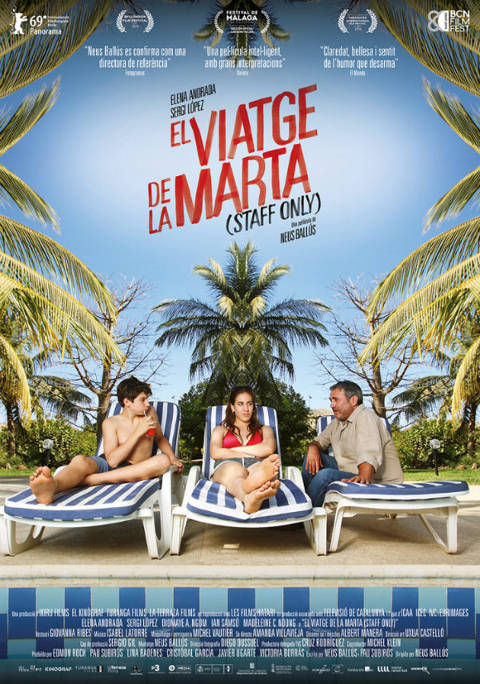 Cineclub Adler presenta: El viatge de la Marta (Staff Only)