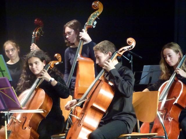 Concert Orquestra Jove de la Selva