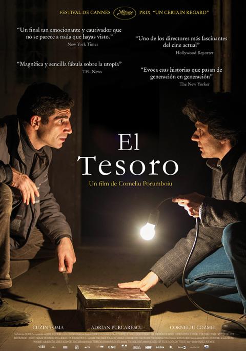 Cineclub Adler presenta: El Tesoro