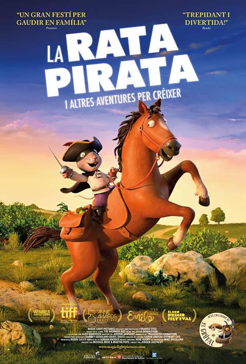 El petit Adler presenta: La rata pirata i altres aventures per créixer