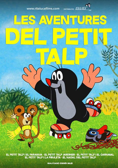 EL PETIT ADLER PRESENTA: LES AVENTURES DEL PETIT TALP.