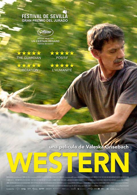 Cineclub Adler presenta: Western