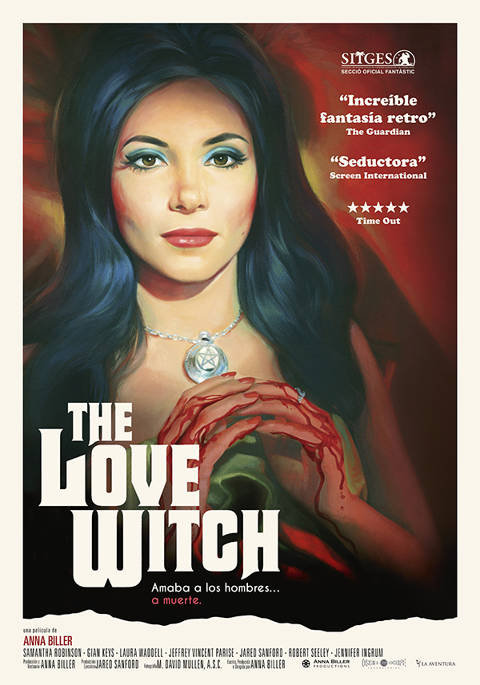 CINECLUB ADLER PRESENTA: The Love Witch