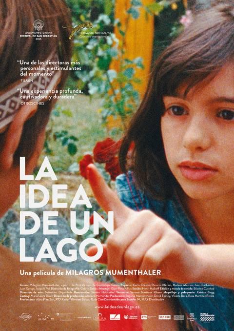 Cineclub Adler presenta: La idea de un lago