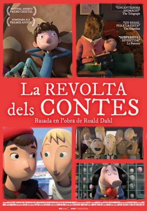 Cineclub Adler presenta: La revolta dels contes