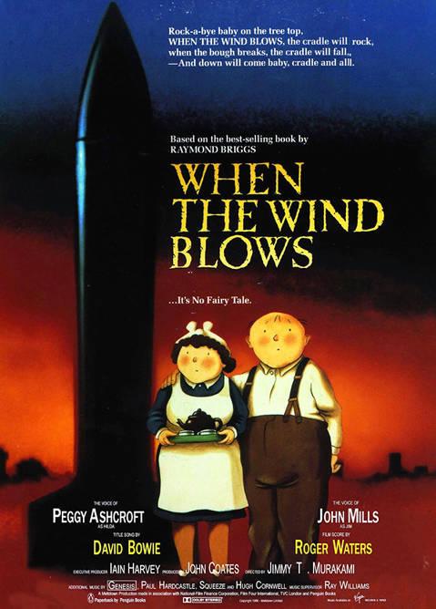 Cinema per al desarmament nuclear: Cuando el viento sopla