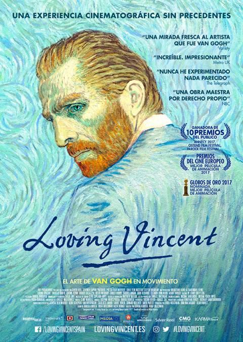 Cineclub Adler presenta: Loving Vincent