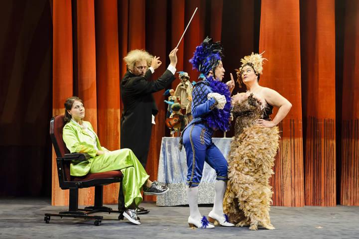 ESPECTACLE FAMILIAR: Òpera for kids