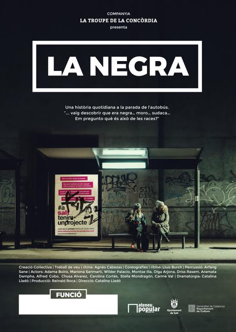 Projecte teatral - La Negra