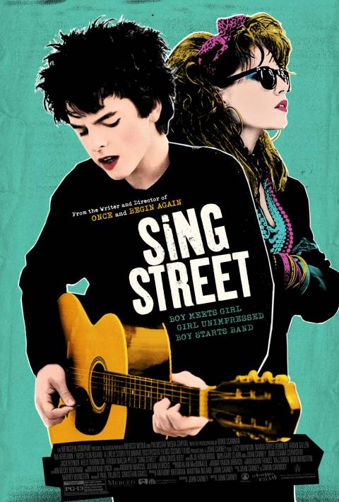 Cineclub Adler presenta: Sing Street