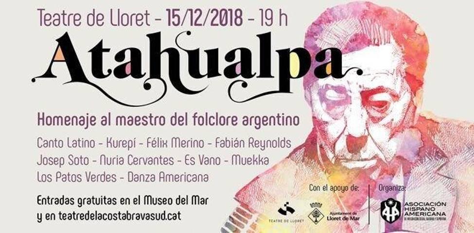 Concert de Nadal Associació Hispanoamericana de Lloret