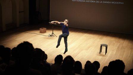 Toni Jodar: Una conferència ballada