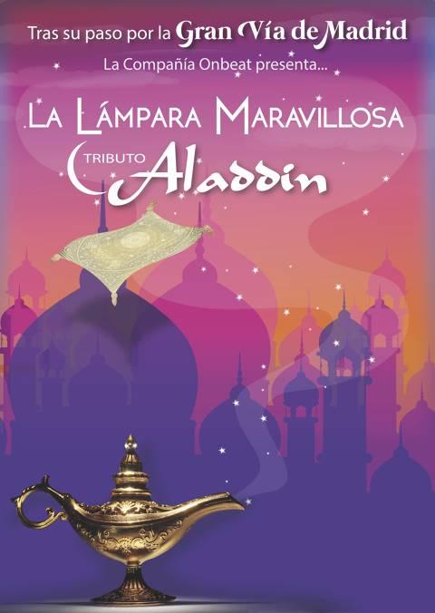 La Lámpara Maravillosa. El Tribut d'Aladdin