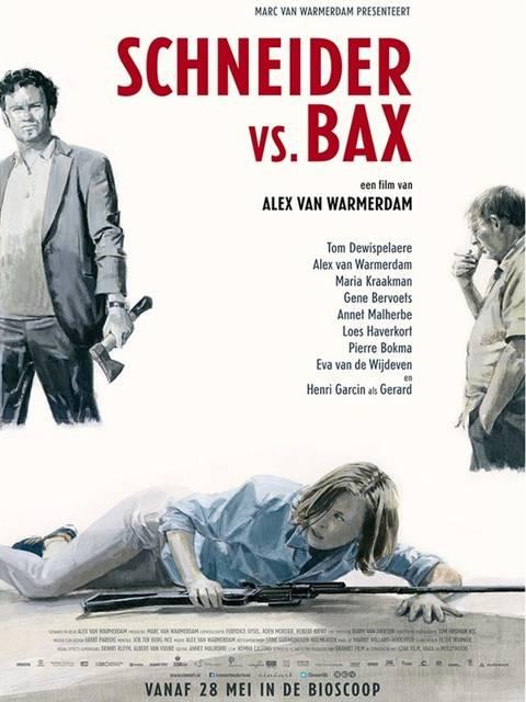 CINECLUB ADLER PRESENTA: SCHNEIDER VS. BAX