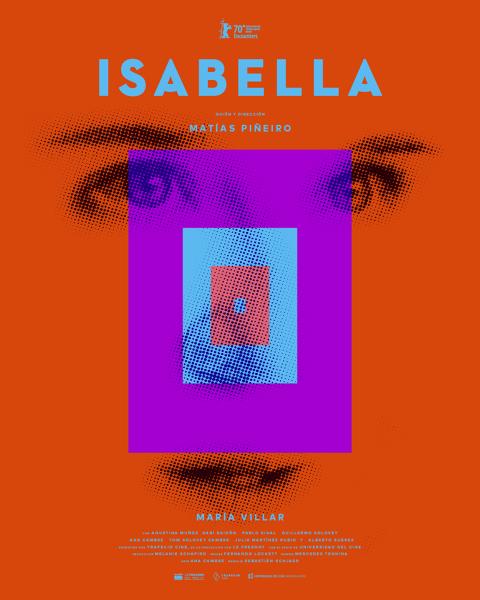 CINECLUB ADLER PRESENTA: TOUR D'A: ISABELLA