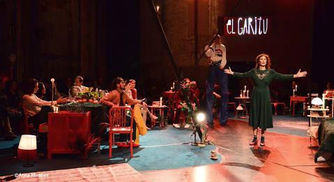 Lloret Espai Off: Com menja un caníbal. La Virgueria.
