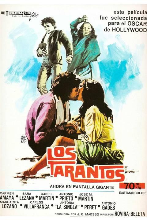 FilmoXarxa presenta: Los tarantos