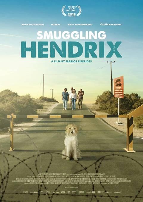 CINECLUB ADLER PRESENTA: SMUGGLING HENDRIX